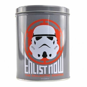 Canister Star Wars - Stormtrooper Icon