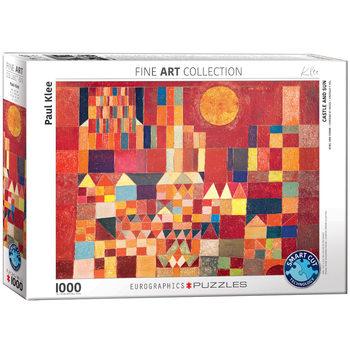 Παζλ Castle and Sun by Paul Klee