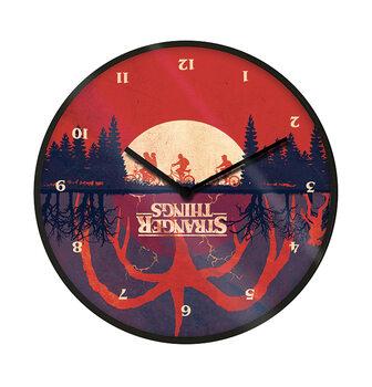 Clock Stranger Things