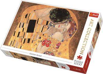 Παζλ Gustav Klimt - The Kiss