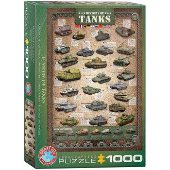 Παζλ History of Tanks
