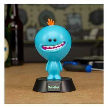 Λαμπερές φιγούρες Rick & Morty - Mr Meeseeks