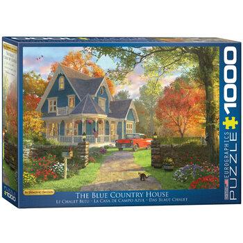 Παζλ The Blue Country House