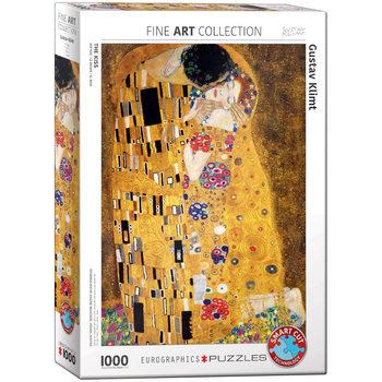 Παζλ The Kiss by Gustav Klimt