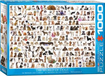 Παζλ The World of Dogs