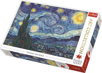 Παζλ Vincent Van Gogh - The Starry Night