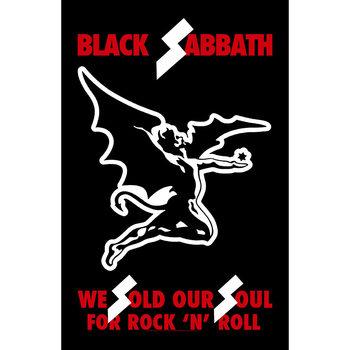 Αφίσες για υφάσματα Black Sabbath - We Sold Our Souls