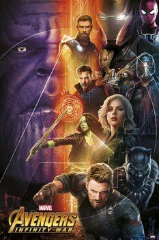 Αφίσα Avengers: Infinity War