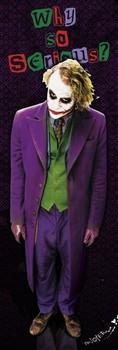 Αφίσα πόρτας BATMAN - joker solo