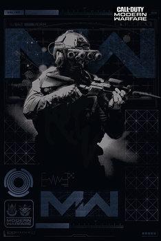 Αφίσα Call of Duty: Modern Warfare - Elite