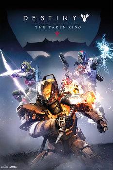 Αφίσα Destiny - Taken King