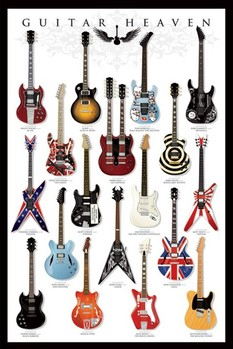 Αφίσα Guitar heaven
