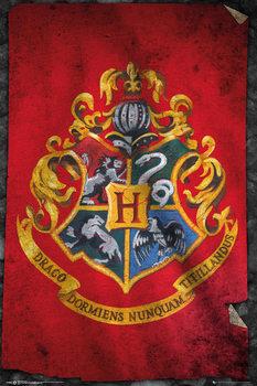 Αφίσα Harry Potter - Hogwarts Crest