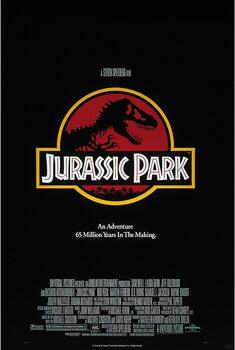 Αφίσα Jurassic Park