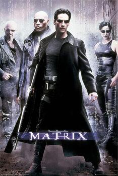 Αφίσα Matrix - Χάκερ