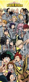 Αφίσα πόρτας My Hero Academia - Classroom