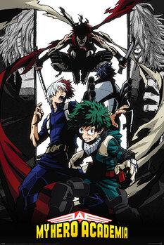 Αφίσα My Hero Academia - Hero Killer Stain