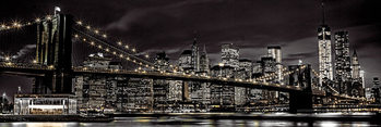 Αφίσα πόρτας NEW YORK - Assaf Fank