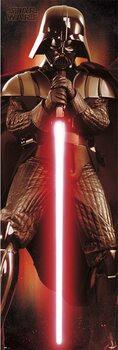 Αφίσα πόρτας Star Wars - Darth Vader