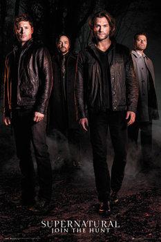 Αφίσα Supernatural - Season 12 Key Art