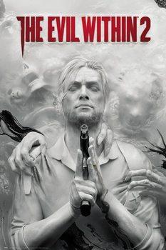 Αφίσα The Evil Within 2 - Key Art