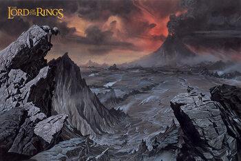 Αφίσα The Lord of the Rings - Mount Doom
