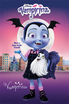 Αφίσα Vampirina - Fang-tastic