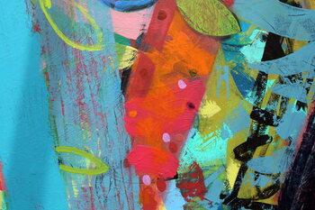 Εκτύπωση καμβά abstract 4