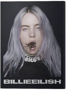 Εκτύπωση καμβά Billie Eilish - Spider