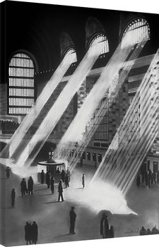 Εκτύπωση καμβά David Cowden - New York Central
