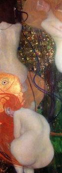 Εκτύπωση καμβά Goldfish, 1901-02