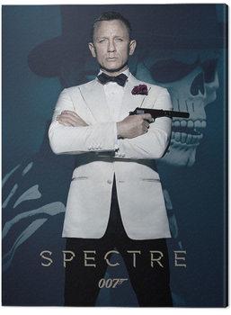 Εκτύπωση καμβά James Bond - Spectre