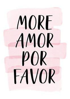 Εκτύπωση καμβά More amore