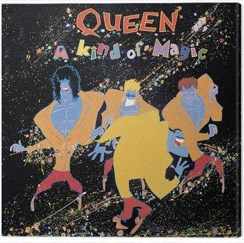 Εκτύπωση καμβά Queen - A Kind of Magic
