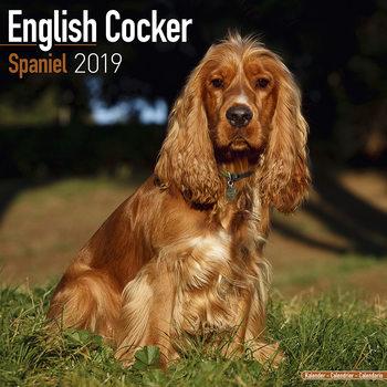 Ημερολόγιο 2022 Cocker Spaniel