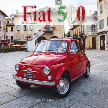 Ημερολόγιο 2022 Fiat 500