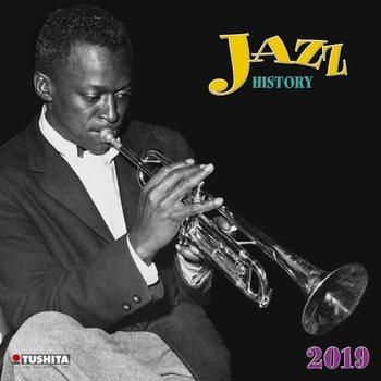 Ημερολόγιο 2022 Jazz History