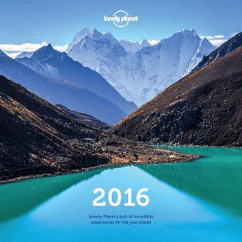 Ημερολόγιο 2022 Lonely Planet
