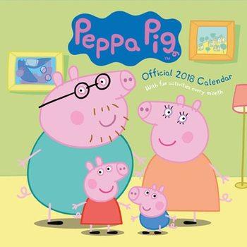 Ημερολόγιο 2022 Peppa Pig