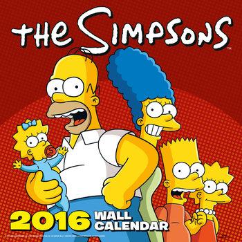 Ημερολόγιο 2022 The Simpsons