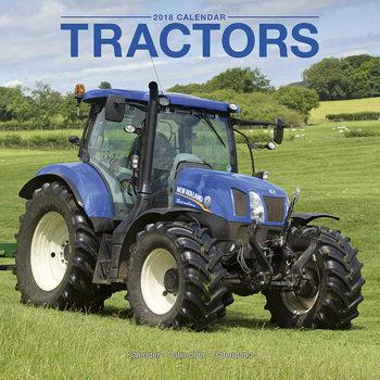 Ημερολόγιο 2022 Tractors
