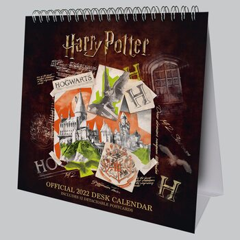 Ημερολόγιο 2022 Harry Potter - Desk
