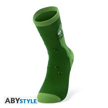 Ρούχα Κάλτσες Rick & Morty - Pickle Rick