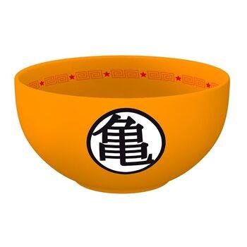 Πιάτο Μπόλ Dragon Ball - Goku's symbols
