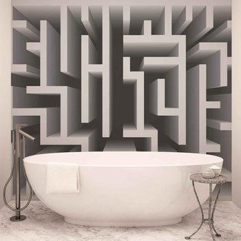 Ταπετσαρία τοιχογραφία Abstract Pattern Modern