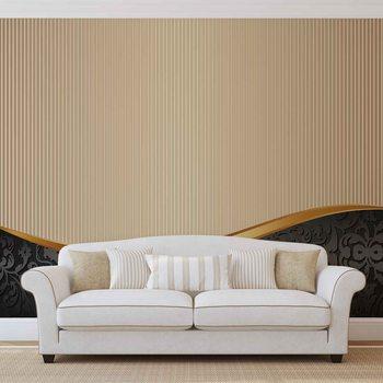 Ταπετσαρία τοιχογραφία Abstract Pattern Vintage
