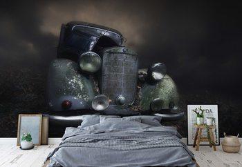 Ταπετσαρία τοιχογραφία Benz