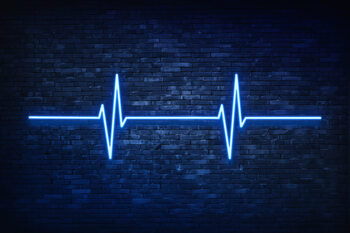 Ταπετσαρία τοιχογραφία Blue Lifeline