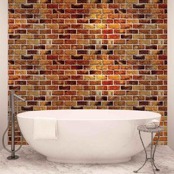 Ταπετσαρία τοιχογραφία Brick Wall
