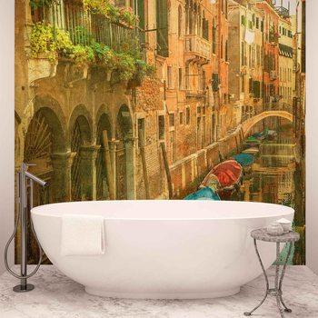 Ταπετσαρία τοιχογραφία City Venice Canal